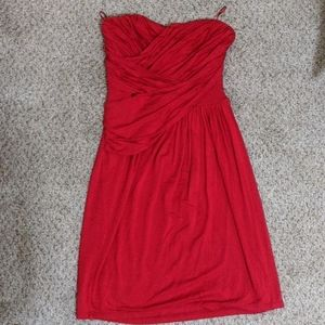 Express strapless dress XS